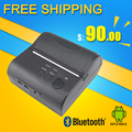80 мм bluetooth термопринтер термопринтер bluetooth android mini 80 мм термопринтер bluetooth 8001LD