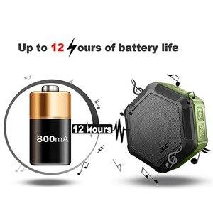 Image 5 - Rechargeable Mini Portable Outdoor Sports Wireless IP67 Waterproof Bluetooth 4.2+EDR Speaker Shower Bicycle Speaker