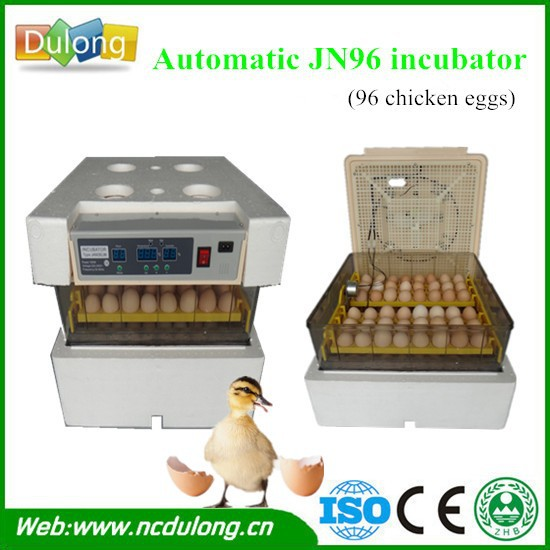 mini 96 automatic chicken egg incubator  hatching machine Cheap China poultry egg brooder top selling high quality full automatic 96 mini chicken egg incubator with high hatching rate
