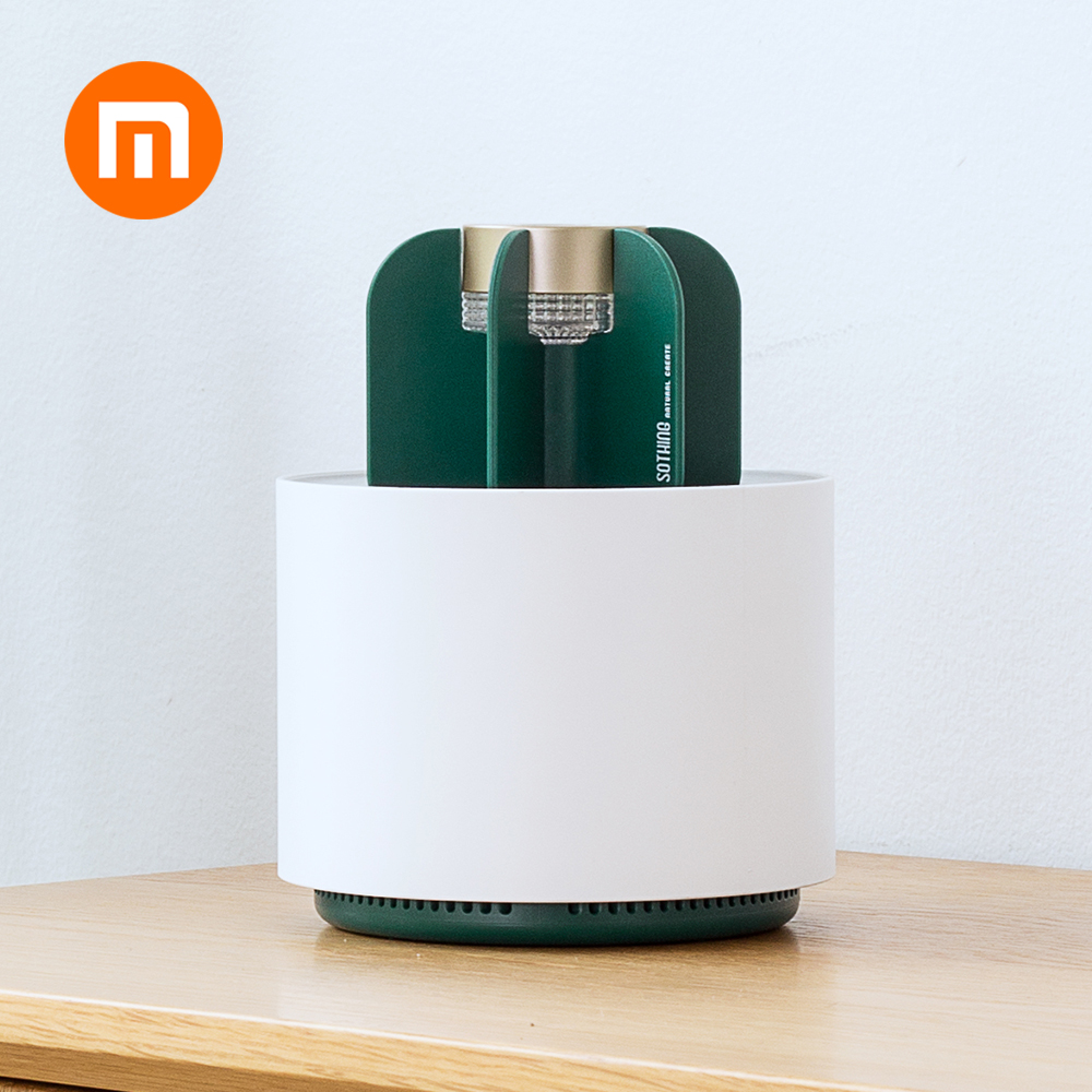 Original Xiaomi Mijia Sothing Movable Portable Mosquito Repellent Killer USB Cable Smokeless Odorless For Xiaomi Smart Home Kits