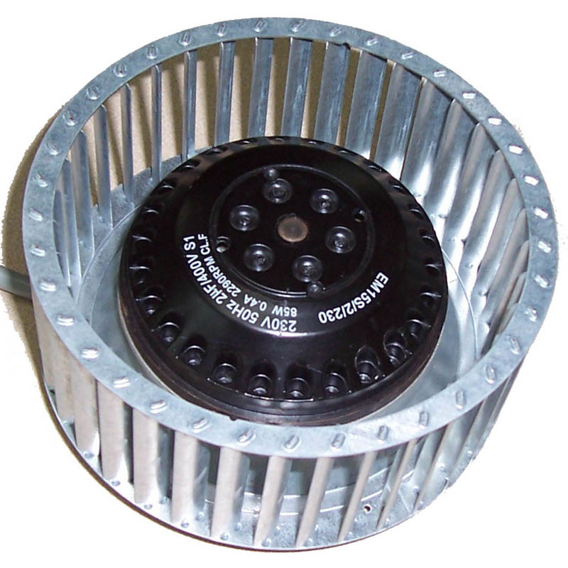Silent Centrifugal air blower for Cleaning Air Bath Dust EM15S2-MF140*59 Forward-inclined impeller fan