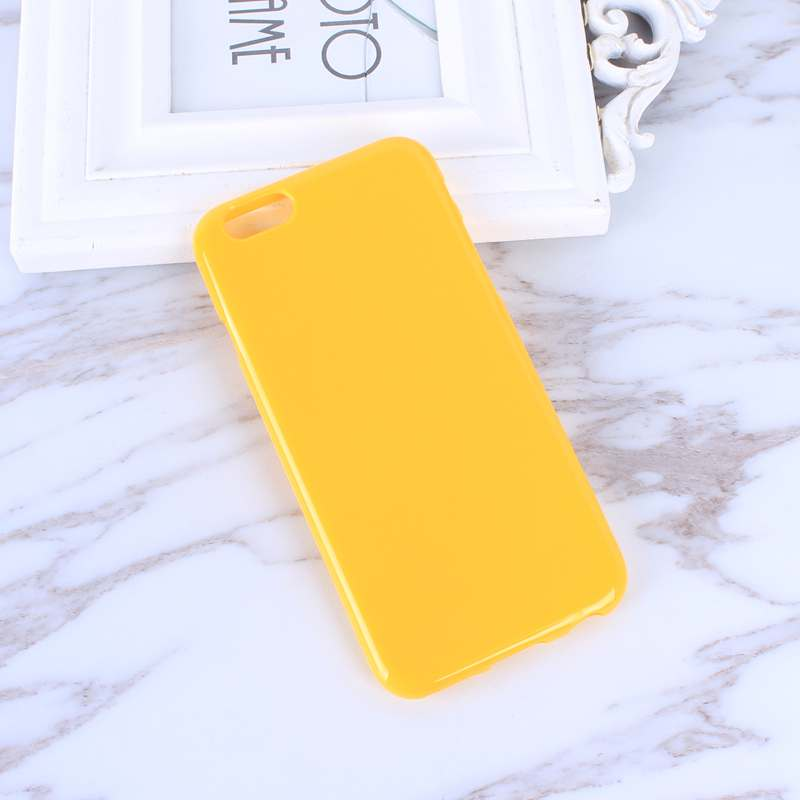 HTB1gsRnfpHM8KJjSZJiq6zx3FXaP - FREE SHIPING Candy Color TPU Rubber Silicone Soft Gloss Phone Cases Back Cover For iPhone 6 6s 7 8 Plus 5 5s SE X JKP387