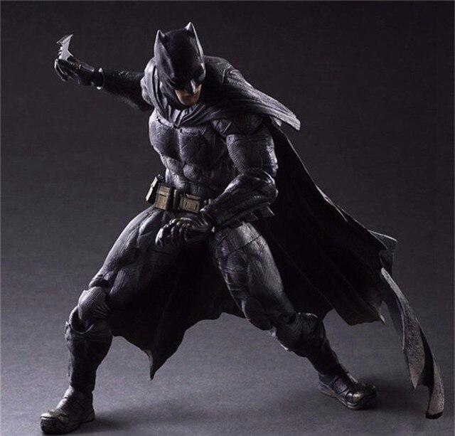 Коллекционная фигурка Бэтмен PlayArts на заре справедливости 2