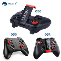 MOCUTE 050 053 054 VR Game Pad Android Joystick Bluetooth Controller Selfie Remote Control Gamepad For