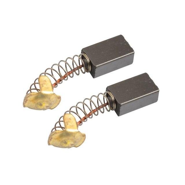2 7mm x 11mm x 18mm motor de repuesto eléctrico herramientas eléctricas de extensión de resorte de cepillo de carbono