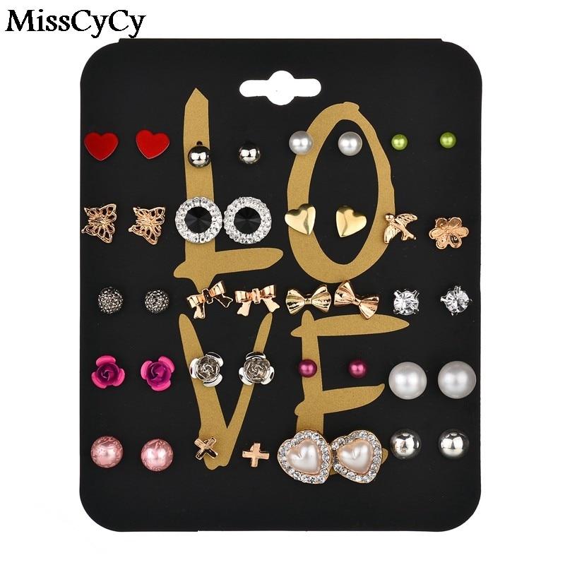 MissCyCy Fashion Women Accessories Stud s