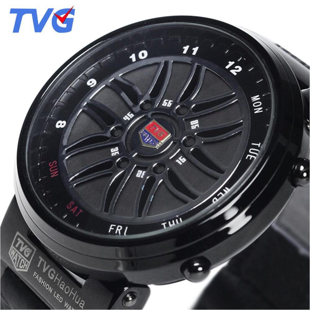Top Brand TVG Ρολόγια Ανδρών Δημιουργική - Ανδρικά ρολόγια - Φωτογραφία 1