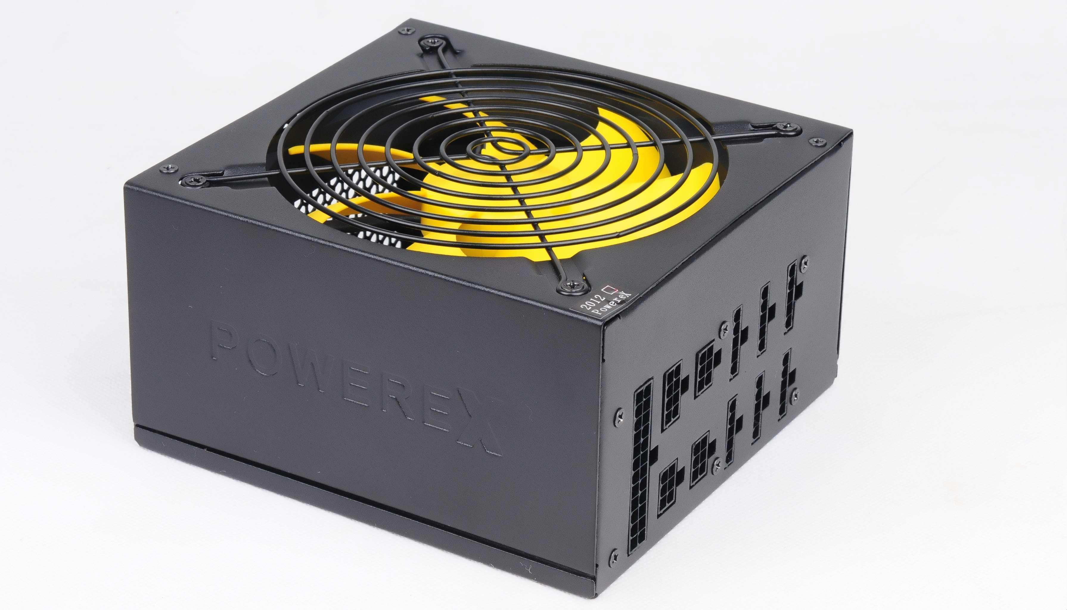 2013 Powerex machine computer power supply full module 500w power supply 80 bronze quieten line modular power supply