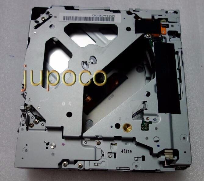 Оптовая продажа новая 6 дисков механизма для автомобиля 6 Автомобильные CD-плееры/19pin e-9060 e-9060a