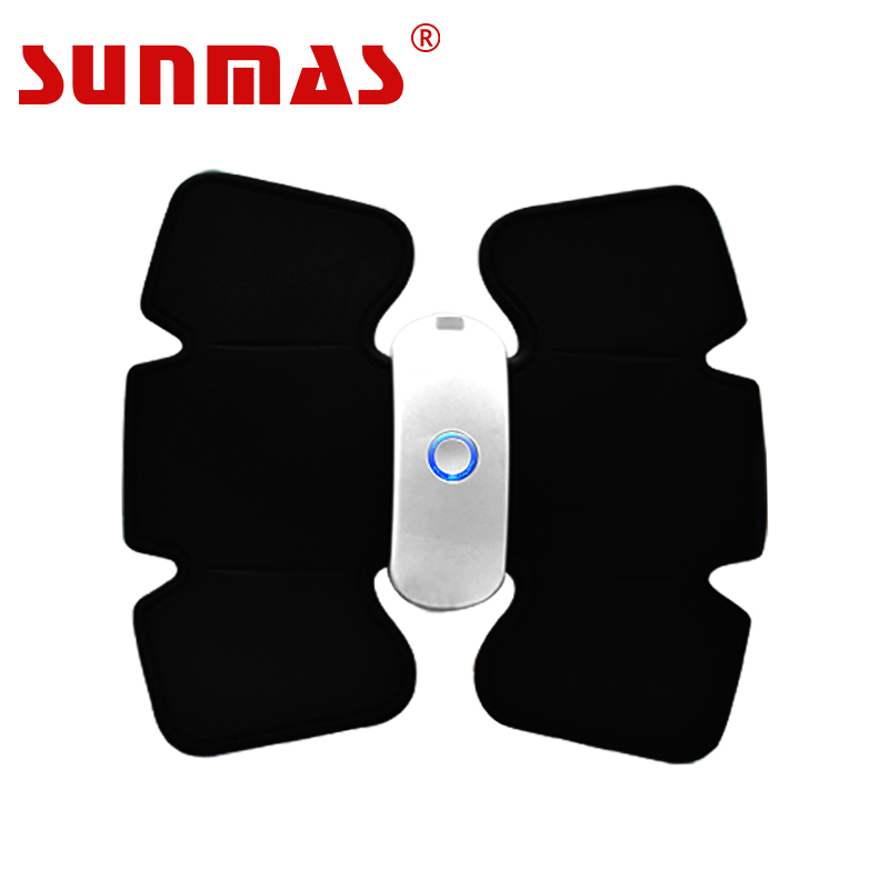Smart ABS Fit Training Multi-Function EMS abdominal exercise Hous abdominal muscles intensive training Loss Slimming Massager upgrade smart shaping muscle device abs slimming patch exerciser fit ems abdominal muscles intensive training slimming massager