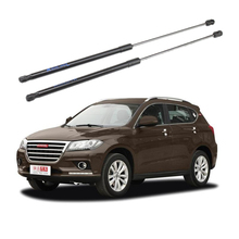 цена 6309100XSZ08A 2X Lift Supports Shock Gas Struts Spring for Great Wall Haval/Hover H2 Tailgate Rear Trunk Boot Damper онлайн в 2017 году