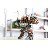 XINDUPLAN NUOVO Dota 2 Garrosh Hellscream Premium 8 erie Platino grande scatola Action Figure Giocattoli Gioco 19 cm PVC Collection Modello 0688