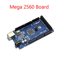 10pcs MEGA 2560 R3 Board ATmega2560 ATMEGA16U2 USB Cable For Arduino