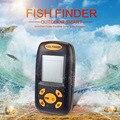 Venta caliente de Alarma 100 M Portable Sonar LCD Peces Buscadores Iure Pesca Ecosonda de Pesca Aparejos De Pesca Buscador de Buscadores Inalámbrica