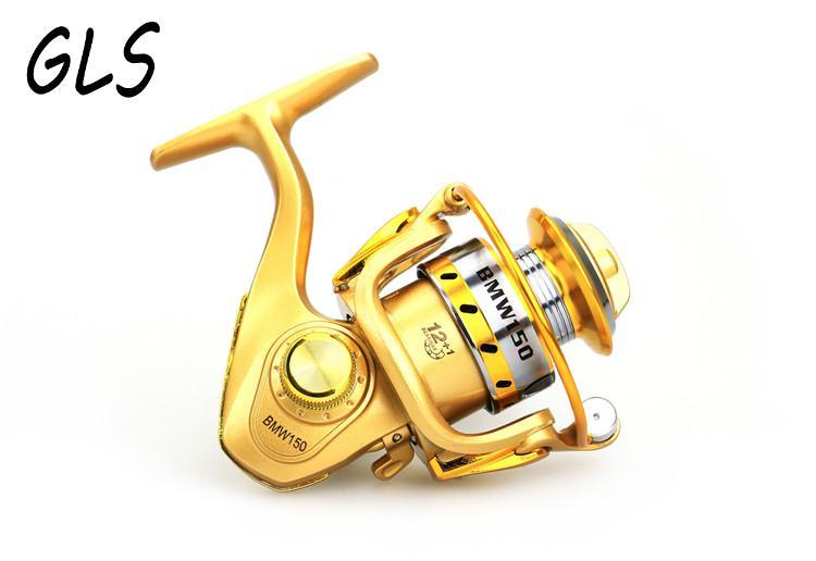 Mini iplik balıkçılık reel 13BB 5.5: 1 ultra hafif yüksek - Balık Tutma - Fotoğraf 4