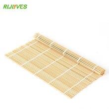 Rouleau à Sushi en bambou à faire soi-même, tapis de Sushi Onigiri, rouleau de riz à faire à la main, outils de Sushi, cuisine japonaise