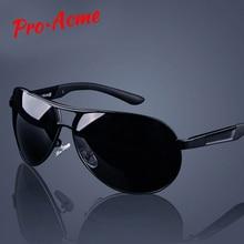 Pro Acme Classic Men Polarized Sunglasses Polaroid DrivingPilot