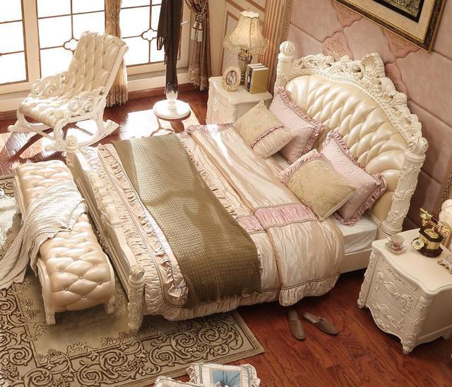 Luxury King Bedroom Set