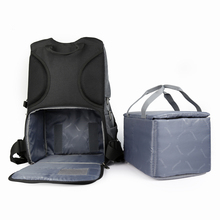PROWELL mochila acolchada para fotos Digital, impermeable, multifuncional, para exteriores, DSLR, para Canon/Nikon/Sony