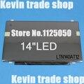 """PANTALLA LCD de 14.0 """"SLIM nueva Marca A + LTN140AT11 LTN140AT12 LP140WH2 LTN140AT08 LTN140AT06 B140XW03 V.0 B140XW03 V.1 N140BGE-L21"""