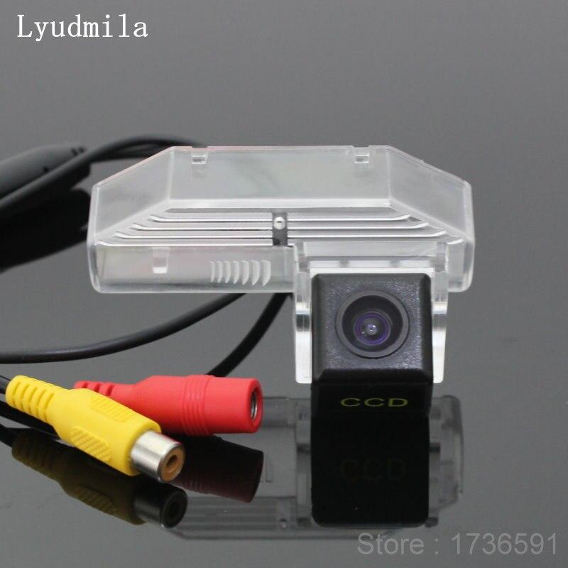 Lyudmila FOR Mazda 6 M6 Mazda6 Atenza GH 2007~2013 / Car Reverse Parking Rear View Camera / HD CCD Night Vision / Back up Camera