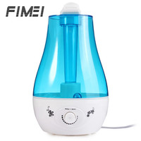 Stylish Design 2 5L Air Humidifier Ultrasonic Aroma Diffuser Essential Oil Diffuser 25W For Home Mist