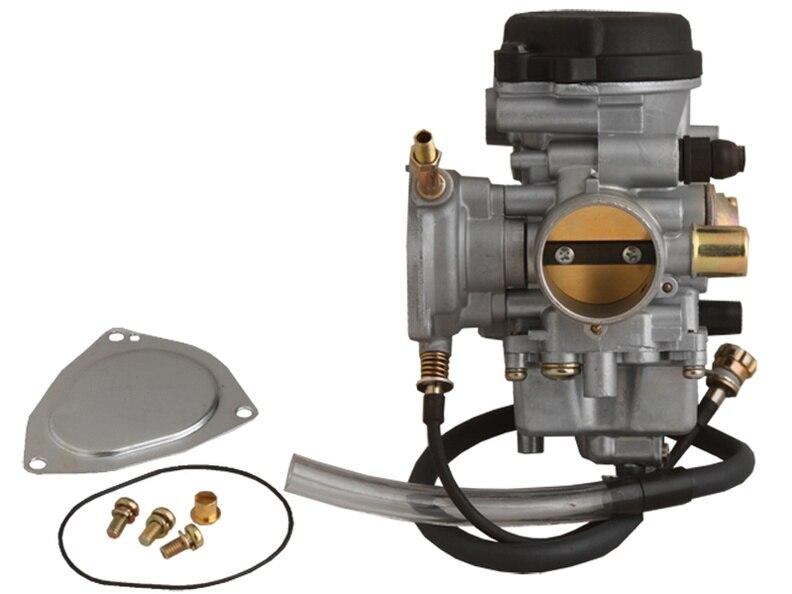 Carburateur pour Yamaha Kodiak YFM 400 YFM400 YFM350 Bruin 250 BRUIN 350 2WD 4X4 WOLVERINE 350 2WD YFM350 Carb accessoire Moto