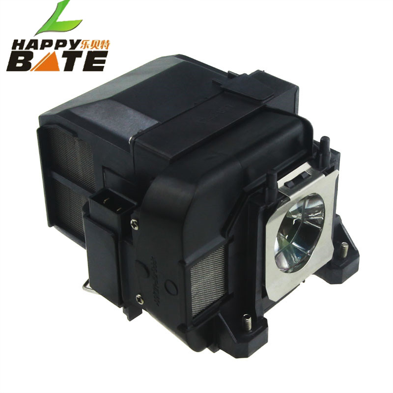 HAPPYBATEELPLP77/V13H010L77 Compatible lamp with housing for PowerLite 4650/4750W/4855WU/EB-4550/EB-4750W/EB-4850WU/1970W/1975W