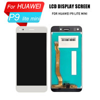 LCD display screen for huawei p9 lite mini lcd screen digitizer assembly for huawei p9 lite mini screen with free tools