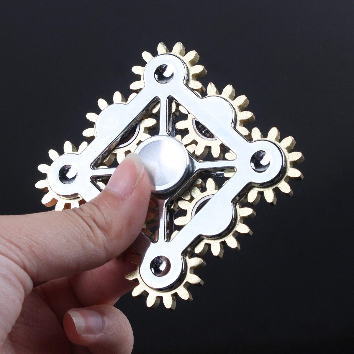 Hand Spinner Engrenage