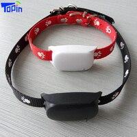 TOPIN 10pcs Lot Waterproof Mini Wifi LBS GPS Tracker Tracking Locator For Pet Cat Dog With