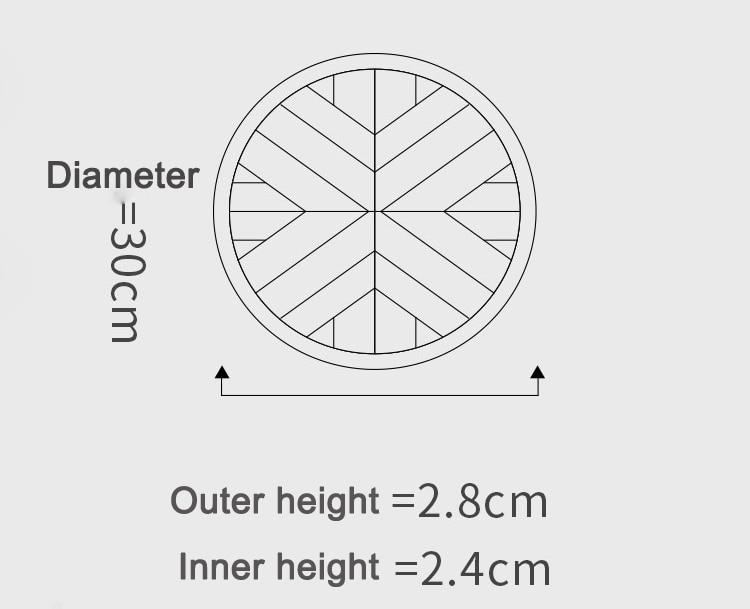 Nordic-Dessert-Plate-Wooden-Serving-Tray-Afternoon-Tea-Time-Coffee-Cake-Plates-Hexagonal-Round-Desserts-Food-Organizer-Platter-015
