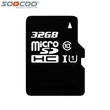 32 ГБ Class 10 Высокая Скорость MemoryCards Micro SDCard TFCard для SOOCOO S70 C30R S20WS SJCAM SJ4000 Xiaomi Yi Спорт Действий камера