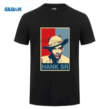ФОТО gildan hank williams sr country music t shirt hot 2018 summer men's t shirt fashion cotton cool desig tee shirts