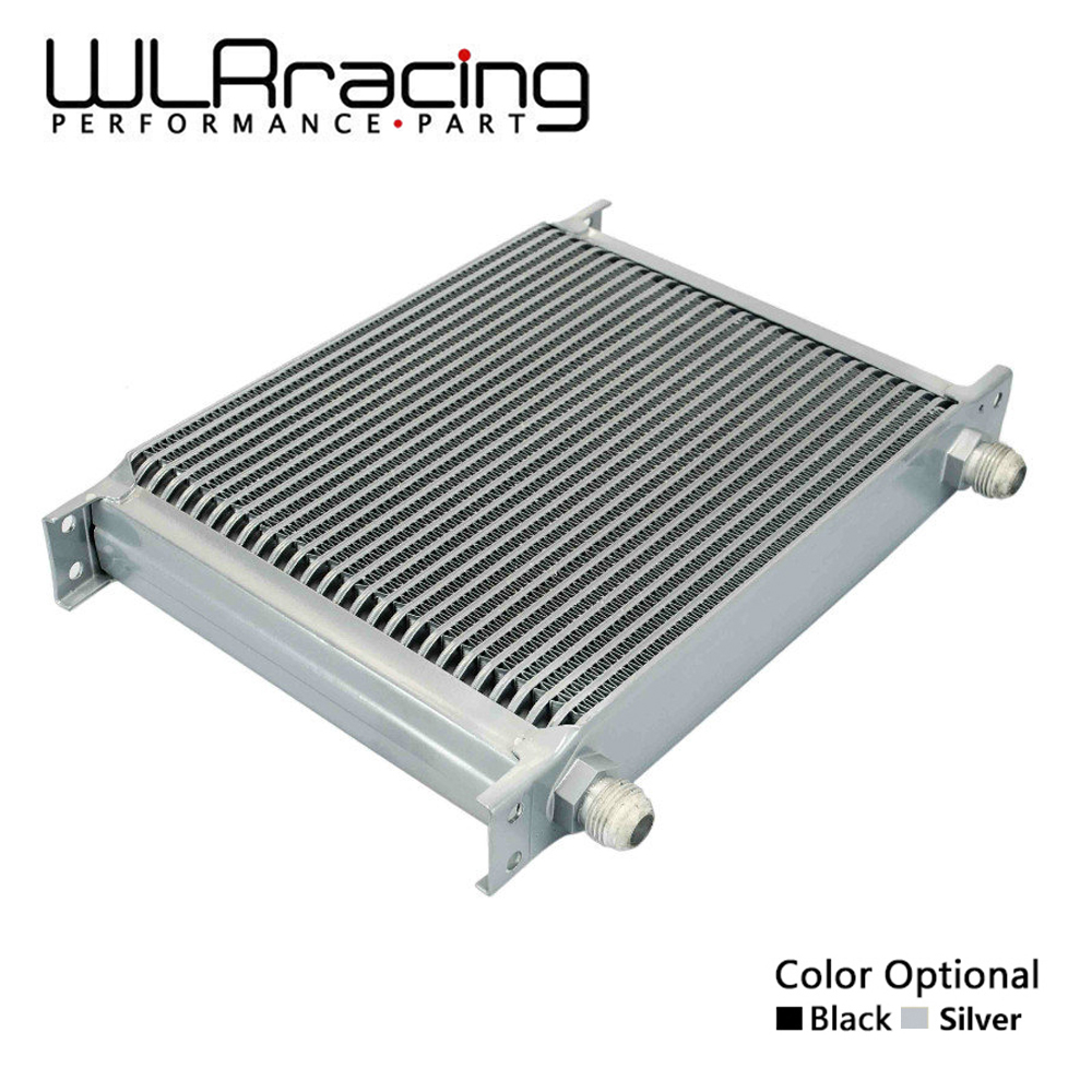 WLR RACING - 28 ROW AN-10AN UNIVERSAL ENGINE TRANSMISSION OIL COOLER WLR7028 vr racing 16 row an 10an universal engine transmission oil cooler vr7016 2