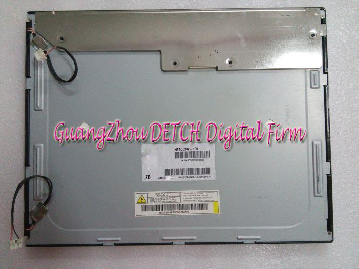 Industrial display LCD screen15-inch  HT150X02-100  LCD screen lc171w03 b4k1 lcd display screens