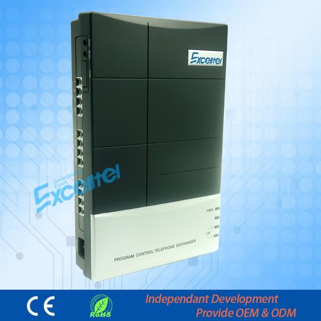 PABX telephone System Mini PBX for office CS+208