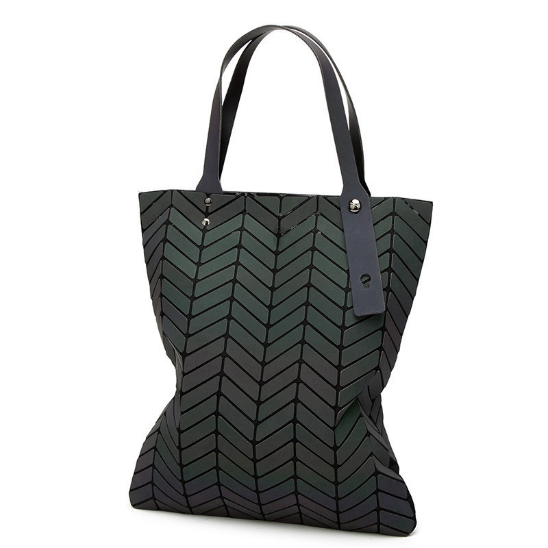 Luminous Geometric Lingge sac baobao Bag Women handbags 2017 Summer New Bao Bao wave personalized portable shoulder bags Ladies цена 2017