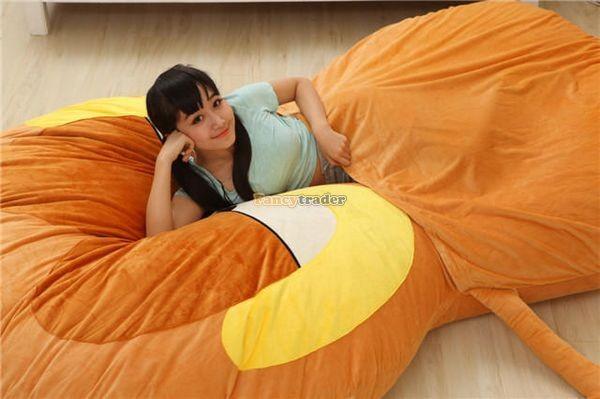 Fancytrader 220cm X 150cm Soft Giant Cute Garfield Cat Bed Carpet Tatami Mattess Sofa, FT50322 (10)