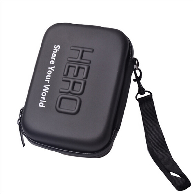 Gopro Bag Waterproof Protective Travel Case For Hero 2 3 4 Xiaomi Yi Cameras Portable Storage In Camera Video Bags From Consumer Electronics On