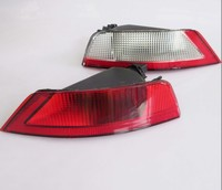 A Pair Free Shipping Original Rear Bumper Lights Rear Fog Light Assembly For Ford 209 13