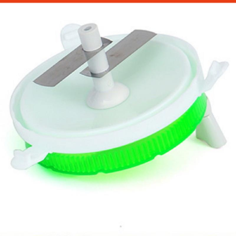 Sealing Manual Food Processor Vegetable Chopper Slicer Dicer Kitchen Gadget