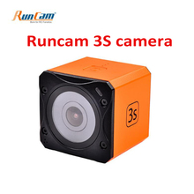 Runcam 3S NTSC / PAL Switchable design for Racing FPV with WIFI connection and R