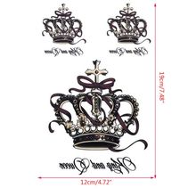 Buy king crown tattoos and get free shipping on AliExpress.com