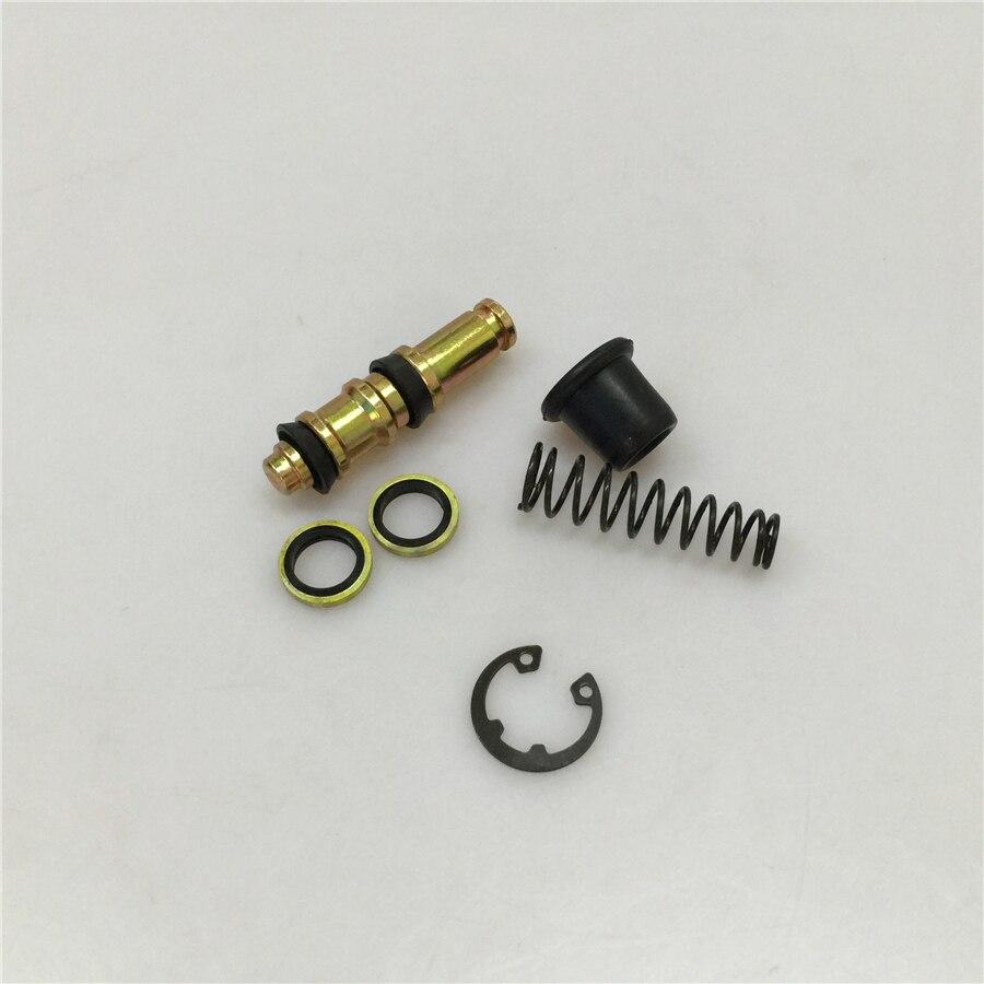 Prix pour STARPAD Moto pompe maître-cylindre de frein pompe à piston joint empêchant la poussière joint composante kits de réparation 12.7mm outils de réparation