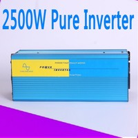2500W Inverter onda sinusoidale pura 2500W pure sine inverter 2500W pure sine wave inverter 24v 240v 60hz power supply