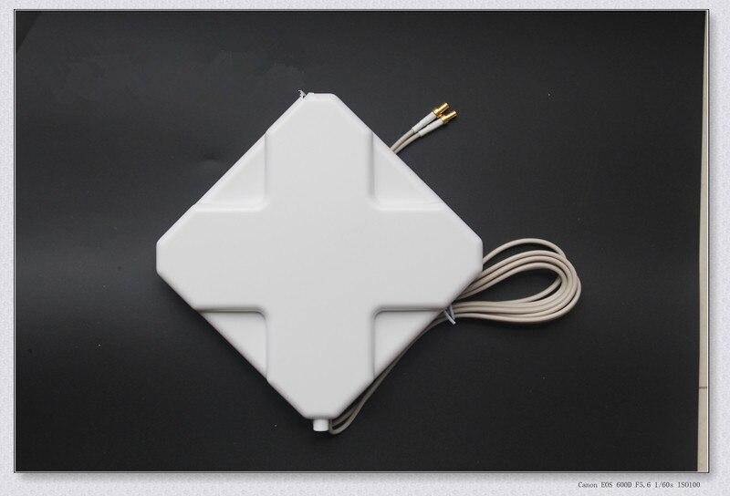4g LTE TS9 CRC9 Conector SMA 4g Impulsionador Da Antena Para Huawei B310,  B593, E5186, e3372, E8372,