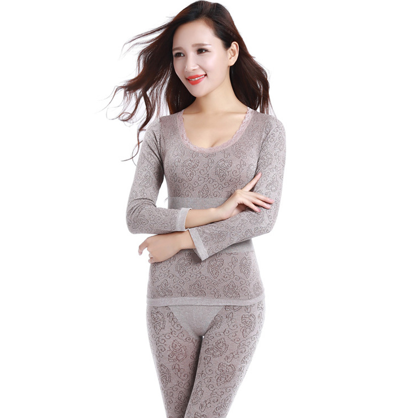 Compare Prices on Lady Thermal Underwear- Online Shopping/Buy Low ...