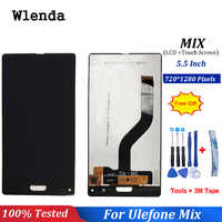 For Ulefone MIX LCD Display Screen Part LCD Screen Digitizer Assembly Replacement Repair Spare Part for Ulefone Mix