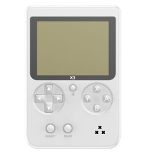 Handheld Game Console Mini For FC Nostalgic Childrens Machine Tetris Retro Best Gift